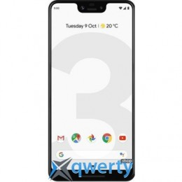 Google Pixel 3 XL 4/64GB (Clearly White) EU
