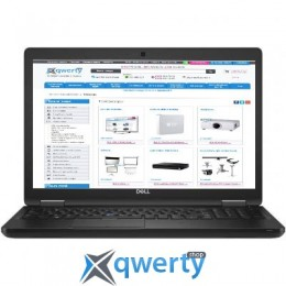Dell Latitude 5591 (N006L559115EMEA_P) Black