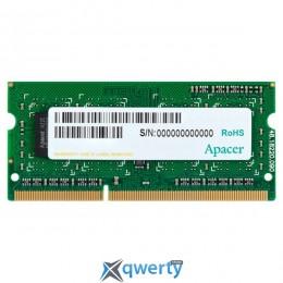 APACER SO-DIMM DDR3L 1600MHz 8GB (DV.08G2K.KAM)