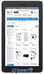 Lenovo Tab E7 TB-7104F Wi-Fi 1/8GB Slate Black (ZA400002UA)