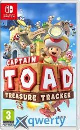 Captain Toad: Treasure Tracker Nintendo Switch (английская версия)