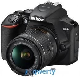 Nikon D3500 + AF-P 18-55 non VR(VBA550K002)