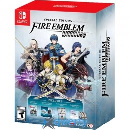 Fire Emblem Warriors Nintendo Switch (английская версия)