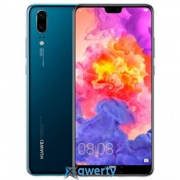 Huawei P20 Pro 6/128GB (Midnight Blue) Single Sim EU
