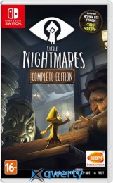 Little Nightmares. Complete Edition (Switch) купить в Одессе