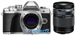 Olympus E-M10 mark III 14-150 II Kit Silver/Black (V207070SE010)