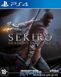 Sekiro: Shadows Die Twice PS4