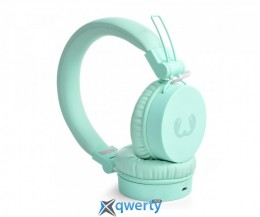 Fresh N Rebel Caps BT Wireless Headphone On-Ear Peppermint (3HP200PT)