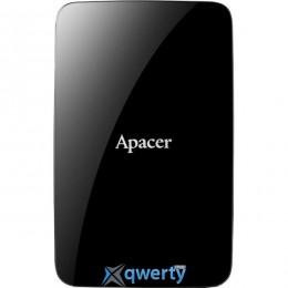 Apacer AC233 4TB (AP4TBAC233B-S) USB 3.0 Black