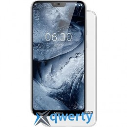 Nokia X6 2018 6/64GB (White) EU