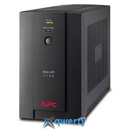 APC Back-UPS 1100VA IEC (BX1100LI)