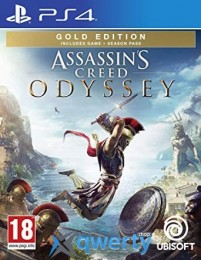 Assassins Creed Одиссея Gold Edition (PS4)