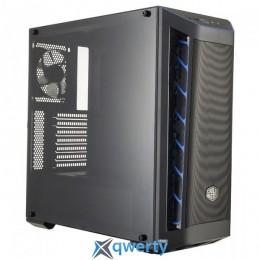 Cooler Master MasterBox MB511 Black-Blue (MCB-B511D-KANN-S03)