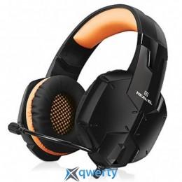 REAL-EL GDX-7700 SURROUND 7.1 black-orange