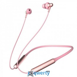 1MORE E1024BT Stylish Dual-dynamic Driver Wireless Mic Pink (E1024BT-PINK)