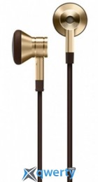 1MORE EO320 Piston Earphone Mic Gold (EO320-GOLD)