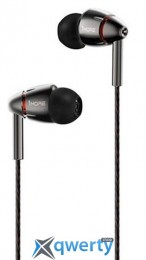 1MORE Quad Driver In-Ear Mic Gray (E1010-GRAY)