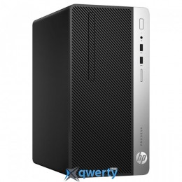 HP ProDesk 400 G5 Microtower (4CZ63EA)