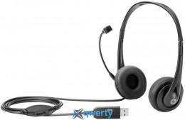 HP Stereo USB (T1A67AA) Black