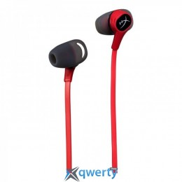 Kingston HyperX Cloud Earbuds Black/Red (HX-HSCEB-RD)