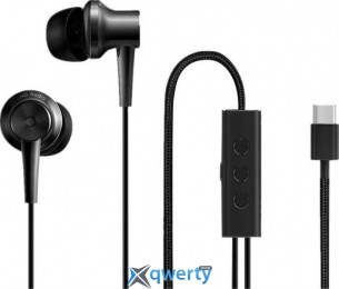 Xiaomi Mi ANC & Type-C In-Ear Earphones Black (ZBW4382TY)