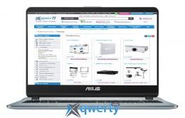 ASUS X507MA (X507MA-EJ204) (90NB0HL2-M03700) SILVER