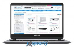 ASUS X507UF-EJ097 (90NB0JB1-M01020) Grey