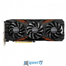 Gigabyte PCI-Ex GeForce GTX 1070 G1 Gaming 8GB GDDR5 (256bit) (1594/8008) (DVI, HDMI, 3 x Display Port) (GV-N1070G1 GAMING-8GD V2)