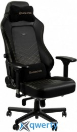 NOBLECHAIRS Hero Black/Gold (GAGC-116)