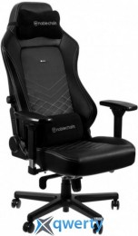NOBLECHAIRS Hero Black/Platinum White (GAGC-117)