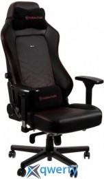 NOBLECHAIRS Hero Black/Red (GAGC-114)