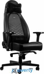 NOBLECHAIRS Icon Black (GAGC-087)