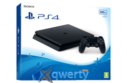 Sony Playstation 4 Slim 500GB + Marvel Человек-Паук (Spider-man)