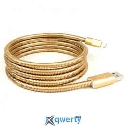 FuseChicken USB Cable to Lightning Titan 1,5m Gold (IDSG15)