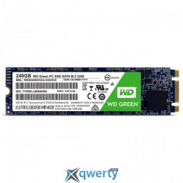WD Green 120GB M.2 SATA TLC (WDS120G2G0B)