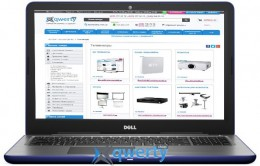 Dell Inspiron 5570 (I553410DDL-80G)