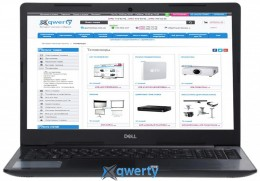 Dell Inspiron 5570 (I555810S1DDL-80B)