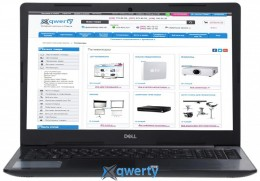Dell Inspiron 5570 (I557810S1DDW-80B)