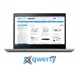 Lenovo Ideapad 320s-15(80X50062PB)8GB/1TB/Win10/Grey