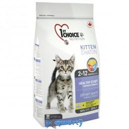 1st Choice (Фест Чойс)  для котят ,  0.35кг 1STCK350 купить в Одессе