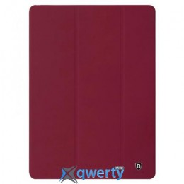 Baseus Terse Leather case iPad Air 2, Wine Red 14