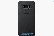 Чехол Alcantara Cover Samsung S8 Black