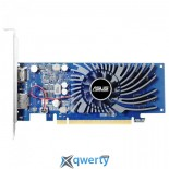 Asus GeForce GT 1030 Low Profile 2GB GDDR5 (64Bit) (1228/6008) (DisplayPort, HDMI) (GT1030-2G-BRK)