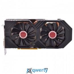 XFX AMD Radeon RX 580 8GB GDDR5 (256bit) (1366/8000) (DVI, HDMI, DisplayPort) (RX-580P8DFD6)