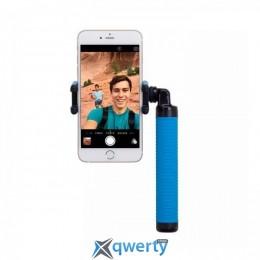 MOMAX Selfie Hero Bluetooth Selfie Pod 70cm Blue/Black (KMS6D)
