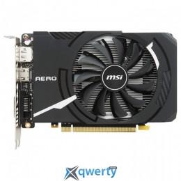 MSI GeForce GTX 1050 Aero ITX OCV1 2GB GDDR5 (128bit) (1404/7008) (DVI, HDMI, DisplayPort) (GTX 1050 AERO ITX 2G OCV1)