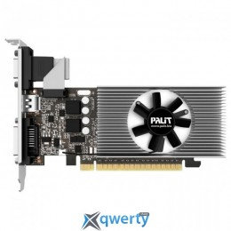Palit GeForce GT 730 2GB GDDR5 (64bit) (902/5000) (VGA, DVI, HDMI) (NE5T7300HD46-2081F)