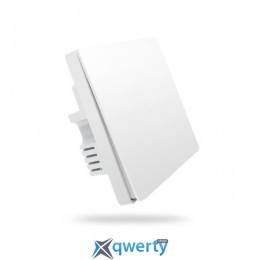 Aqara Light Switch (Line-Neutral Single-Button) (QBKG11LM)