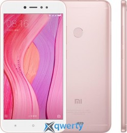 Xiaomi Redmi Note 5A 3/32GB Pink
