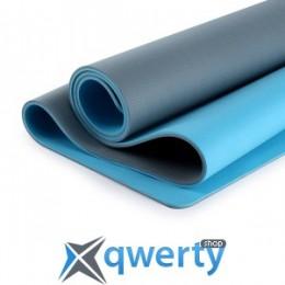 YUNMAI Yoga Mat Blue/Grey (YMYG-T601)